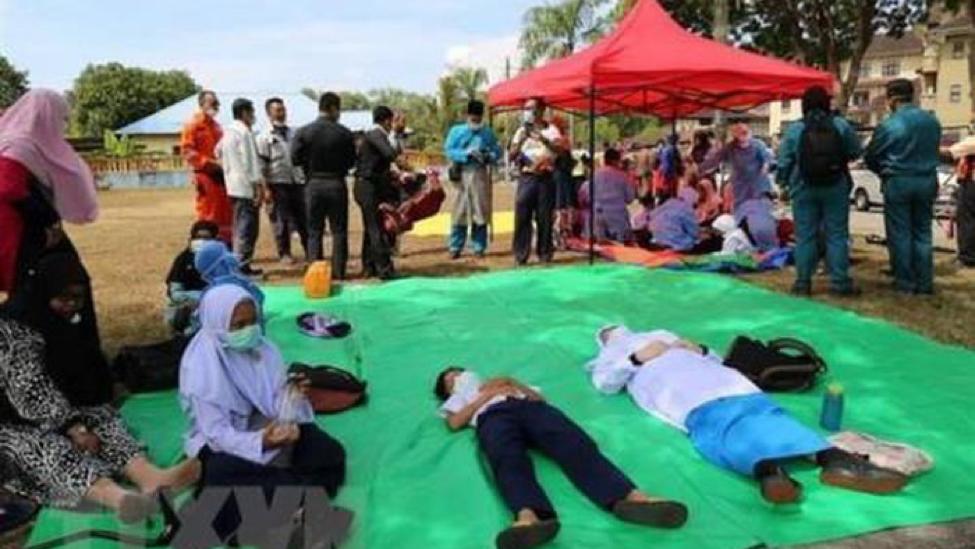 Malaysia đóng cửa 111 trường học vì nghi rò rỉ hóa chất