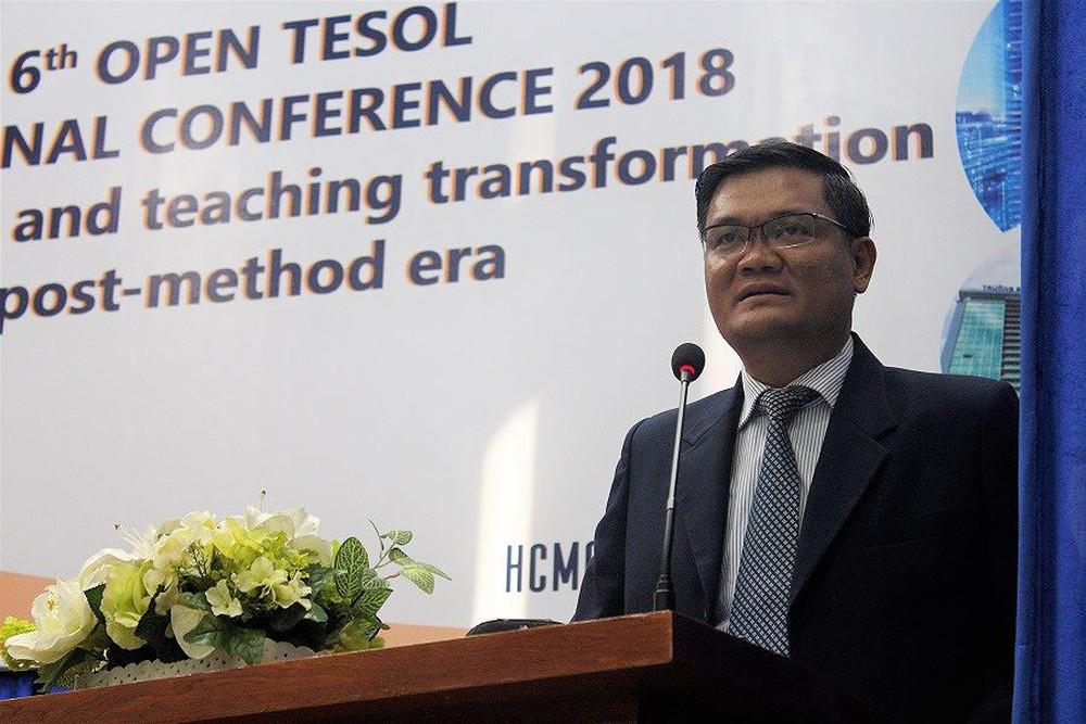 Trường ĐH Mở TP HCM có hiệu trưởng mới
