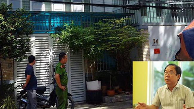 Khởi tố, bắt tạm giam nguyên Phó Chủ tịch TP.HCM Nguyễn Thành Tài