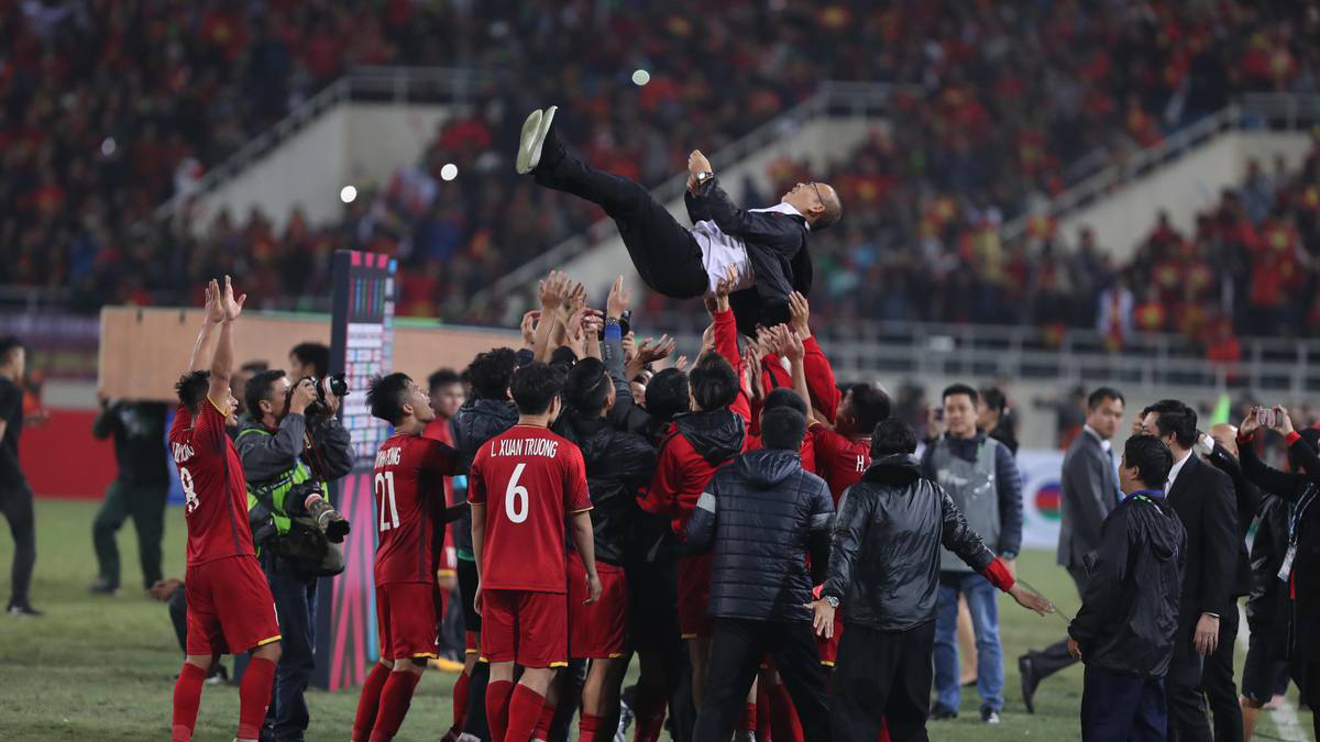 Chung kết AFF Cup 2018: Việt Nam vô địch sau 10 năm chờ đợi