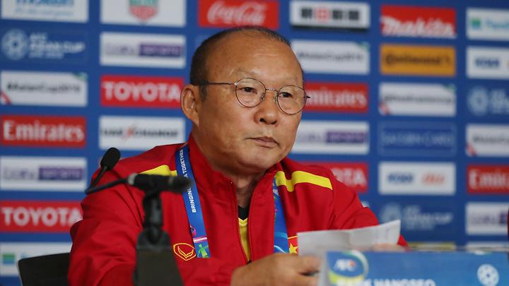 HLV Park Hang-seo: 'Tuyển Việt Nam sẽ làm tất cả để đánh bại Yemen'