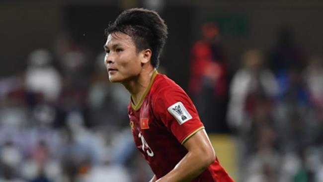 Bàn thắng vào lưới Yemen của Quang Hải đẹp nhất Asian Cup 2019