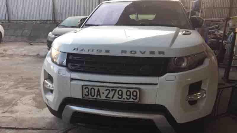 Người bị bắt trong vụ xe Range Rover tông nữ sinh chỉ là kẻ đóng thế