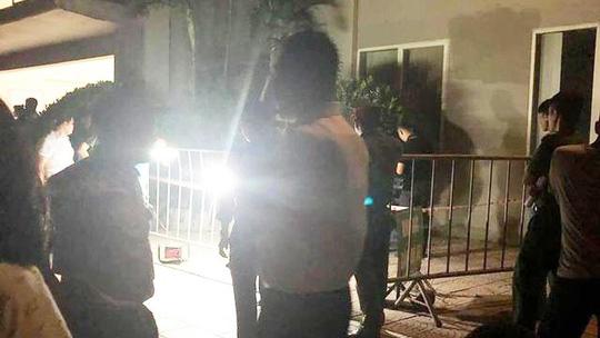 Thương tâm bé gái 4 tuổi rơi từ tầng 12 tòa chung cư tử vong
