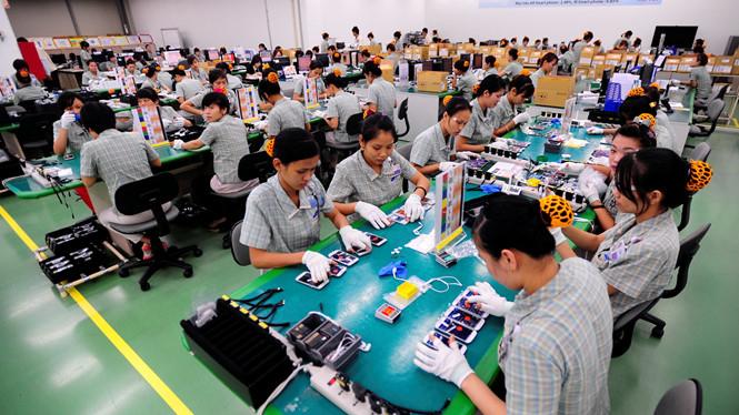 Samsung đóng nhà máy tại Trung Quốc để chuyển về Việt Nam?