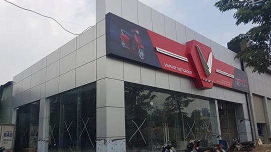 Xe VinFast sẽ bán tại Việt Nam vào tuần sau