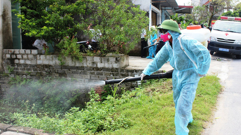 TP HCM bước vào cao điểm dịch sốt xuất huyết