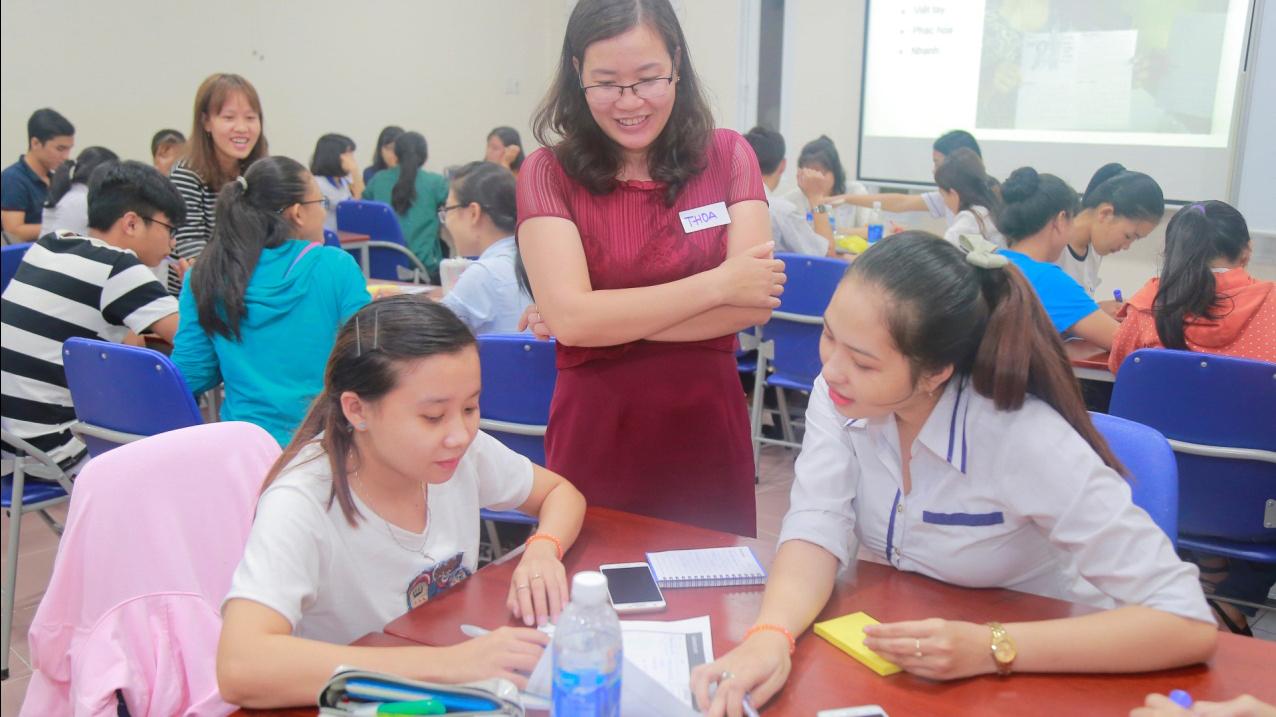 Trường ĐH Công nghiệp Thực phẩm TP HCM Tiên phong đào tạo đổi mới sáng tạo và khởi nghiệp cho sinh viên