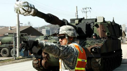 Mỹ- Hàn dừng tập trận chung