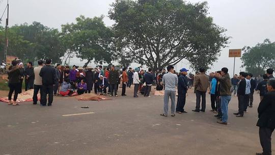 7 người đi đưa tang bị xe khách tông tử vong vì lái xe không chú ý quan sát
