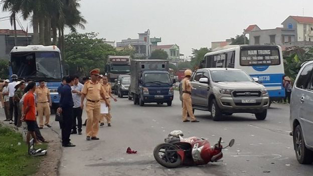 44 vụ tai nạn giao thông, 36 người chết trong 2 ngày nghỉ lễ