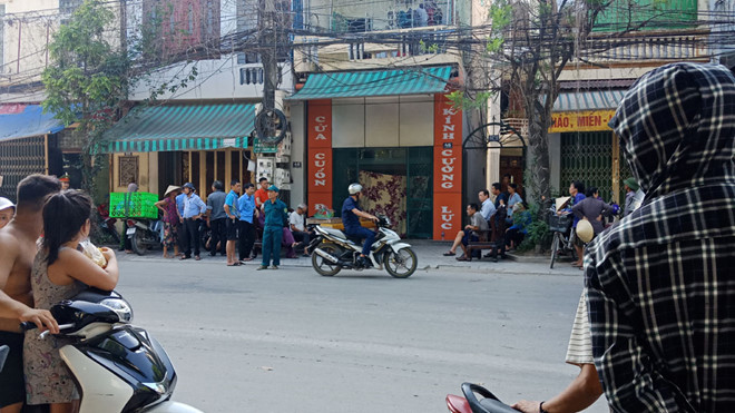 Nghi án con trai sát hại bố đẻ tại nhà riêng ở Thanh Hóa