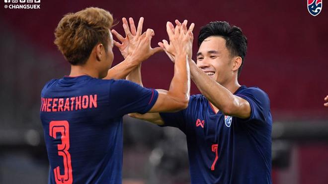 Thái Lan thắng giòn giã trước Indonesia; UAE ngược dòng hạ Malaysia