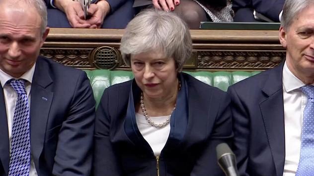 Quốc hội Anh bác dự thảo thỏa thuận Brexit của bà May