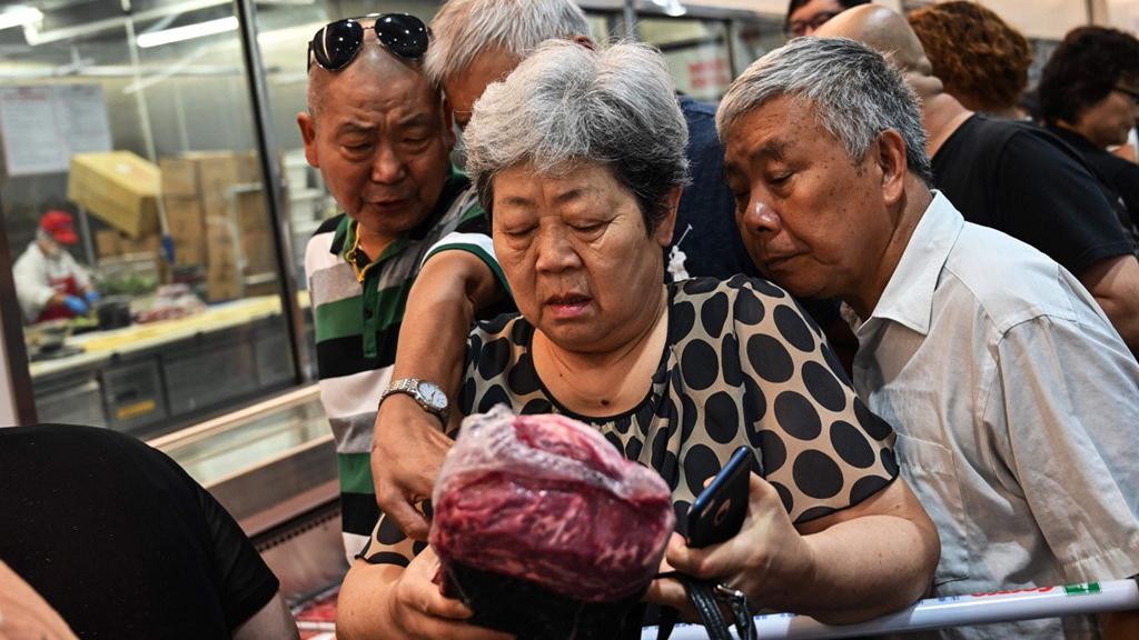 Thịt lợn là cơn đau đầu nghiêm trọng nhất của Chủ tịch Tập Cận Bình