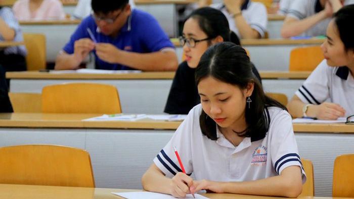 36.000 thí sinh tham gia kỳ thi đánh giá năng lực của ĐHQG TP HCM