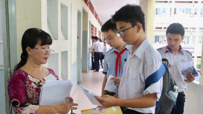 Sở GD-ĐT TP HCM công bố chỉ tiêu tuyển sinh vào các trường chuyên, lớp chuyên