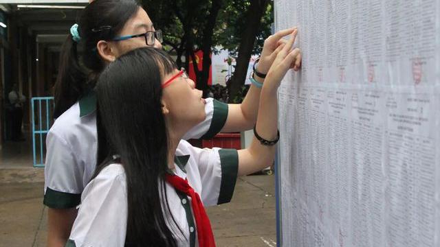 Sở GD-ĐT TP HCM công bố thống kê nguyện vọng vào lớp 10 công lập