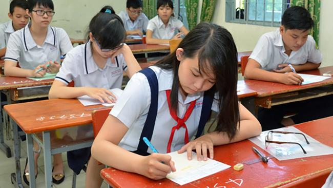 Vụ Đề thi môn tiếng Anh bị sai: thí sinh dùng