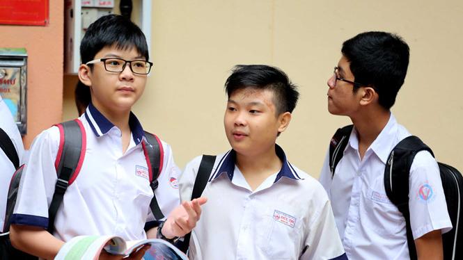 TP HCM công bố điểm chuẩn lớp 10 năm học 2019-2020