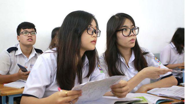Bộ GD-ĐT công bố phổ điểm của một số tổ hợp xét tuyển đại học, cao đẳng năm 2019