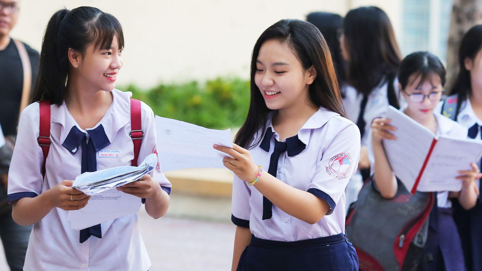 Trường ĐH Sài Gòn công bố 6 mức điểm xét tuyển, cao nhất là 20