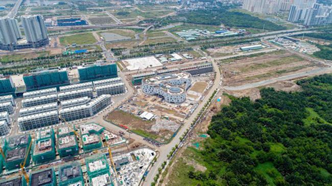 Thanh tra Thủ Thiêm: Đất tái định cư biến thành 51 dự án khác
