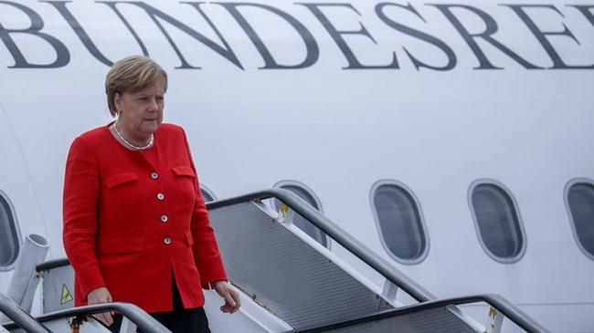 Chuyên cơ chở Thủ tướng Đức dự G-20 phải quay lại vì sự cố kỹ thuật