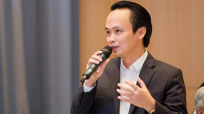 Ông Trịnh Văn Quyết: Nhiều người nói Bamboo Airways bay thẳng Mỹ là 'chém gió'