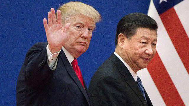 Trump vẫn giữ đòn áp thuế với Trung Quốc