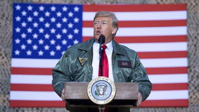 Ông Trump lên án chiến tranh Việt Nam, nói lẽ ra Mỹ không nên tham chiến