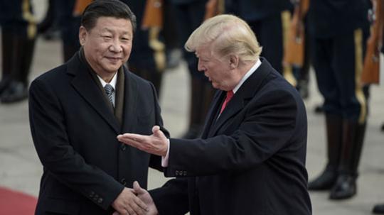 Trong mắt Trung Quốc, Trump không còn là 'hổ giấy' mà là 'diều hâu'