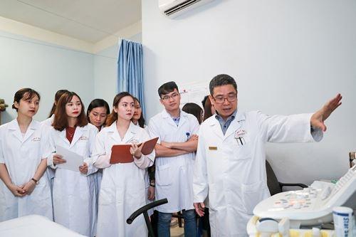 Trường ĐH Y khoa Phạm Ngọc Thạch công bố điểm chuẩn