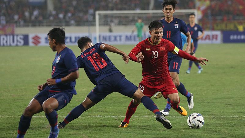 Next Media có bản quyền truyền hình hai trận đấu của tuyển Việt Nam tại King's Cup