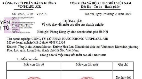 Vingroup lập Hãng hàng không Vinpearl Air