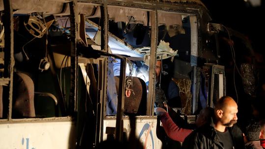 Lực lượng an ninh Ai Cập tiêu diệt 40 nghi phạm khủng bố